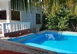 Location vacances Santa Cruz de Barahona - Villa Fabiana-2