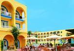 Hôtel Hammamet Sud - Caribbean World Hammamet Garden-2