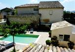 Location vacances Saint-Andiol - –Holiday home Avenue Montmajour-2
