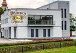 Hôtel Częstochowa - Uslugi Hotelowe Restauracja Rajska-1
