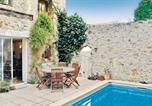 Location vacances Estagel - Holiday home Paziols Qr-1354-1