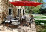 Location vacances Correns - –Holiday home La bastide chemin la Ribeyrie-2