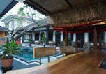 Location vacances Kuta - Komala Indah Ii Beach Inn-3