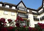 Location vacances Benerville-sur-Mer - Apartment Les Terrasses de Tourgeville-4