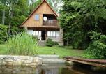 Location vacances Kunžak - Holiday home Lida-1