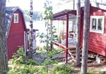 Location vacances Falun - Holiday home Vallmora Skarviken Falun Ii-4