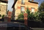 Location vacances Neuilly-Plaisance - Chambre Bondy-4