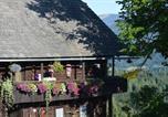 Location vacances Treffen am Ossiacher See - Ferienwohnung Oberwöllan 1a-4
