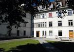 Hôtel Fribourg - Youth Hostel Fribourg-2