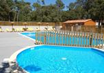 Camping avec Piscine Nesmy - Camping La Ventouse-1