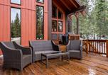 Location vacances Truckee - Handcrafted Forest Home-2