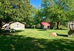 Hôtel Traverse City - Cedar Ridge Cabins-3