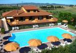 Hôtel Casciana Terme - Hotel La Gozzetta-1