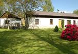 Location vacances Dubovice - Holiday Home Vakantiehuis Hrabetova-3