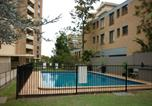 Location vacances North Sydney - One Bedroom Apartment Wyagdon Street(Wy704)-2