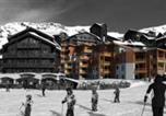 Hôtel 4 étoiles Le Monêtier-les-Bains - Montana Lodge-2