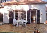 Location vacances Sausset-les-Pins - Holiday home Route Bleue-4