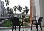 Location vacances Candolim - Sun & Sand Apartment - C005-2