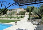Location vacances Mornas - La Confidente - Bed and Breakfast-1