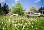 Camping avec Site nature Escaro - Huttopia Font-Romeu-1