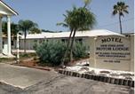 Hôtel Palm Beach - New England Motor Lodge-3
