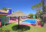 Location vacances Chiclana de la Frontera - Villa Chiclana de la Frontera-1