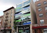 Hôtel Bronx - Hotel Cliff-2