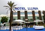 Hôtel Alzira - Hotel Lluna-1