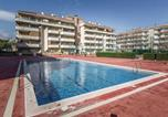 Location vacances Palafolls - One-Bedroom Apartment in Blanes-3