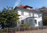 Location vacances Harzgerode - Ferienwohnung im Blauen Haus-2