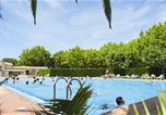 Camping avec Ambiance club Roquebrune-Cap-Martin - Camping La Plage d'Argens-1