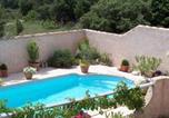 Location vacances Alleins - Villa des Hauts Cazan-2