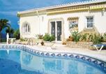 Location vacances Pedreguer - Holiday home Calle Aldea de los Cuevas-2