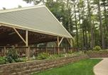 Villages vacances Chatham - Gateway to Cape Cod Deluxe Log Loft 14-4