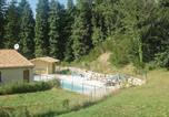 Location vacances Saissac - Four-Bedroom Holiday Home in Les Cammazes-3