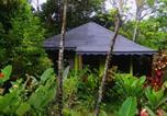 Hôtel Uvita - Phidjie Lodge-2