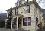 Hôtel Merritt - Totem Motel-3