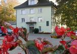 Location vacances Rüschlikon - Gästehaus Nidelbad-4