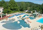 Camping Saint-Germain-de-Calberte - Yelloh! Village - Le Castel Rose-1