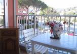 Location vacances Le Lavandou - Apartment Levant 2-1