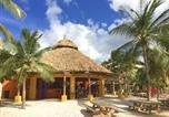 Location vacances Willemstad - Villa at the Beach, Blue Bay Golf & Beach Resort-3