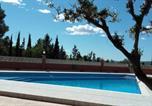 Location vacances Sant Pere de Ribes - Apartamento El Castell-1