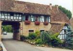 Hôtel Gundershoffen - Ferme Auberge du Moulin des Sept Fontaines-1