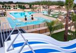 Location vacances Portiragnes Plage - Domaine les Tamaris et Les Portes du Soleil