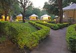 Villages vacances Udaipur - The Aravali Tent Resort-4