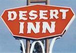 Hôtel Barstow - Desert Inn Motel-1
