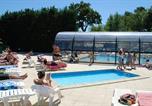 Camping avec Parc aquatique / toboggans La Tremblade - Camping La Clairière-1