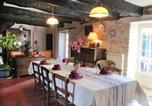 Location vacances Collonges-la-Rouge - Holiday Home Le Beau Jardin-4