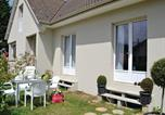 Location vacances Camiers - Two-Bedroom Holiday home Le Touquet-Paris-Plage 0 04-1