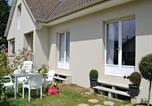 Location vacances Etaples - Two-Bedroom Holiday home Le Touquet-Paris-Plage 0 04-1